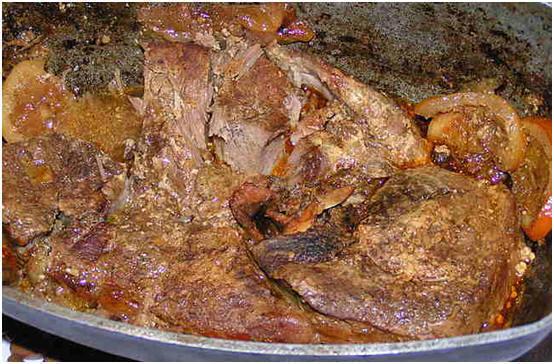 Блюда из рыбы завтрак